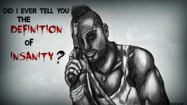 Vaas Montenegro test painting by balint4