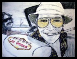 Fear and Loathing in Las Vegas by JPeiro