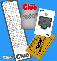 ALIEN Clue (Extras) by ivewhiz
