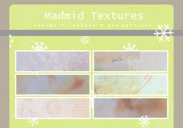 Madmidd Textures by wonjin