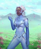 Princess Allura by SigneRJArts