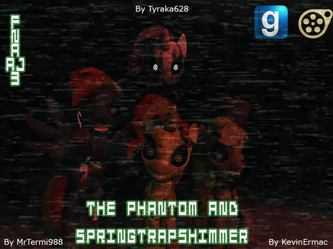 Download The Phantom and SpringtrapShimmer by MrTermi988