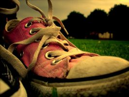 converse v.II by LadyGrabow