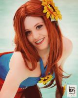 LoL::Radiant as the Sun by YouseiCosplay