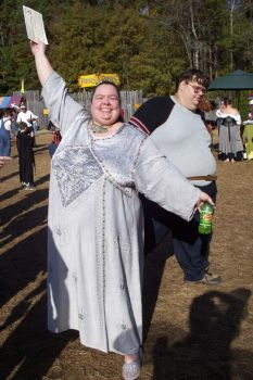 NC Renfaire 2004: Holly by PuppyGirl