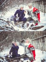 Prussia and Russia 3 by Satsuharu