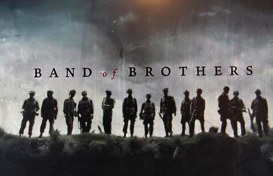 band of brothers 8 by iwantimac2005