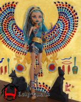 Egyptian Beauty by Lady-Orcanie