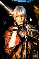 Devil's Smile - Devil May Cry Cosplay by Leon C. by LeonChiroCosplayArt