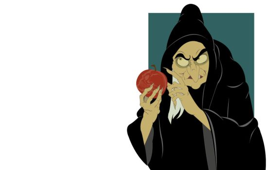 Old Hag - Snow White by Cryptikz