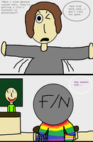 Baldi's Baiscs- BSoda prank 005 by Nightmarecake4268