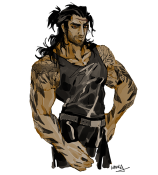 Gladio by wiltking