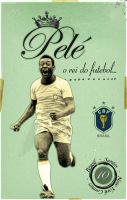 Pele 'Vintage Poster' by GoblinFish