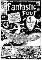 The Fantastic Four No. 49.1 by MRNeno