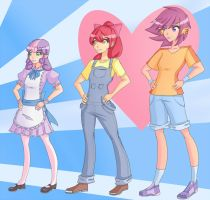 Hearts Strong as Horses by JonFawkes