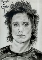 Synyster Gates by MrsIer0