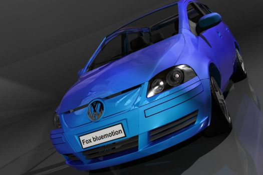 BLUEMOTION by modelgrafic