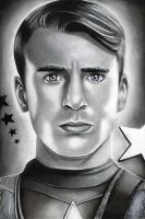 Captain America by cconnell