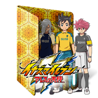 Inazuma Eleven: Ares no Tenbin Folder Icon by Kiddblaster