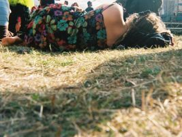 Sleeping at the Glade by lucie-lubot