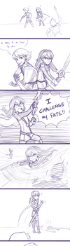 Lucina no by firehorse6