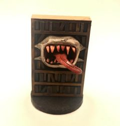 Bookcase Mimic by Rat-hause