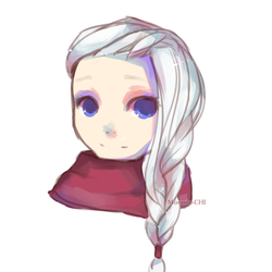 Frozen | Elsa by lumiorah