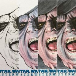 Darth Sidious Process by BikerScout