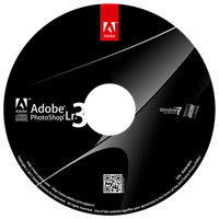 ADOBE Ps LIGHTROOM 3 COVER by paundpro