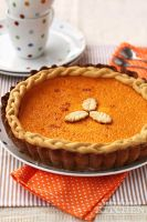 Pumpkin pie by kupenska