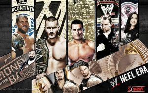wwe heel era 2013 by sebaz316