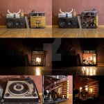 Space Time Continuum Record Player by themindisright