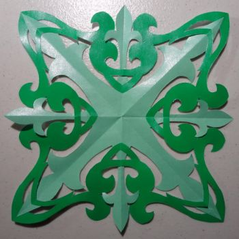 Green Filigree by moonphases