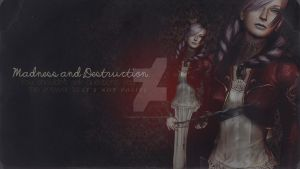 Haunting Ground Wallpaper. by pumpkin-juice