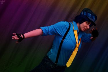 Naoto: Dancing All Night by StormWildcat