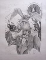 March Hare WIP2 by Rathsi