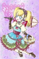 Princess Agitha by lillilotus
