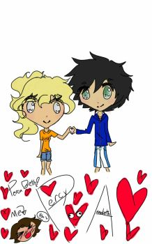 PERCABETH!!! by rosesarered1