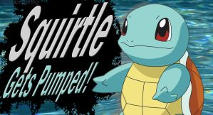 Squirtle SSB4 Request by Elemental-Aura