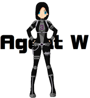 Agent W by KitKat2014
