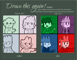 Draw This Again Wow by lovesnivi