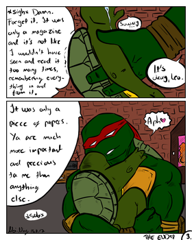 Raph and Baby Leo - Page 3 by Nei-Ning
