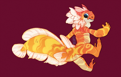 ART FIGHT 2018 - 19 Oxxidian by LiLaiRa