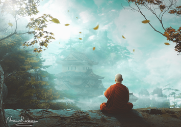 Inner peace by NaouriRedouane1998