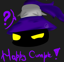 Veigar !! [ LOL ] | Happy Birthday, Simon !! by DinoDinoRex12