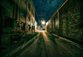 Back Alley by jwdonley