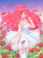 [Contest Entry] Rose Garden by WakaFromStarAnis
