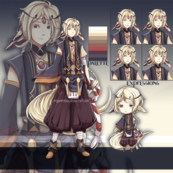 [CLOSED] Fantasy Adopt 1 Auction by Rejuvenesce