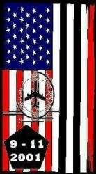 9 - 11 - 2001 - Memorial Banner by JhawkR2010