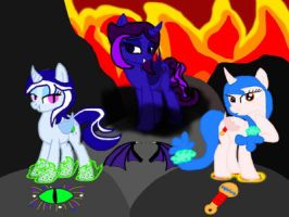 The Demonic Seductresses by Dovepetal41